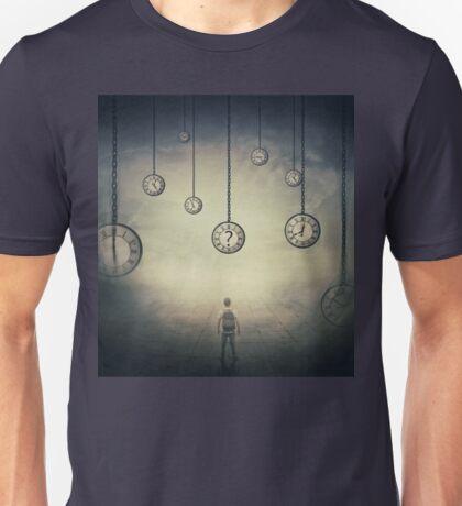 Time Perception Unisex T-Shirt