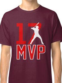 Kris Bryant MVP 2016 NL Cubs Classic T-Shirt