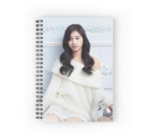 tzuyu twice Spiral Notebook