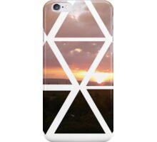 warren sunset iPhone Case/Skin