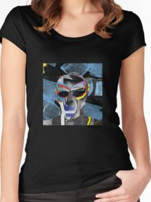 MF Doom Women's Fitted Scoop T-Shirt
