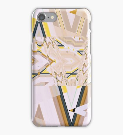 Geometry Glitch n.7 iPhone Case/Skin