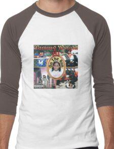 Tommy Wright III Men's Baseball ¾ T-Shirt