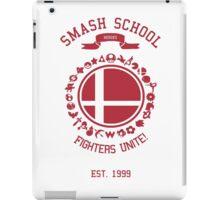 Smash School United (Red) iPad Case/Skin