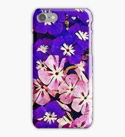 Vibrant purple!! iPhone Case/Skin