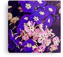 Vibrant purple!! Metal Print