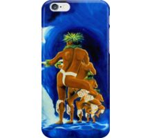 Kuʻi Ikaika iPhone Case/Skin