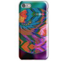 Geometry Glitch n.3 iPhone Case/Skin