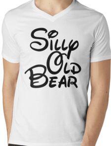 silly old bear 3 Mens V-Neck T-Shirt