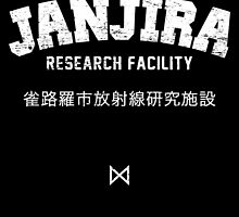 Janjira Research Facility (worn look) by KRDesign