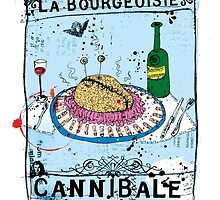 La bourgeoisie Cannibale by sotos anagnos