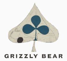 Grizzly Bear - Shields (Dark Text) Kids Clothes