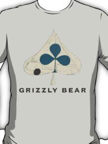 Grizzly Bear - Shields (Dark Text) T-Shirt