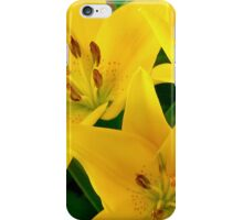 Asian Lillies iPhone Case/Skin