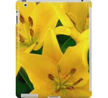 Asian Lillies iPad Case/Skin