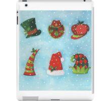 Christmas Hats iPad Case/Skin
