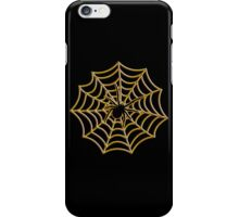Halloween Spider Web iPhone Case/Skin