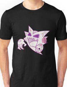 Haunter Pokemuerto | Pokemon & Day of The Dead Mashup Unisex T-Shirt