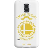 Smash School United (Yellow) Samsung Galaxy Case/Skin