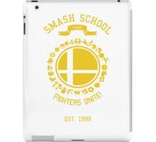 Smash School United (Yellow) iPad Case/Skin