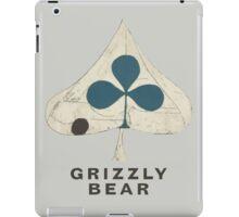 Grizzly Bear - Shields (Dark Text) iPad Case/Skin