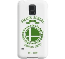 Smash School United (Green) Samsung Galaxy Case/Skin