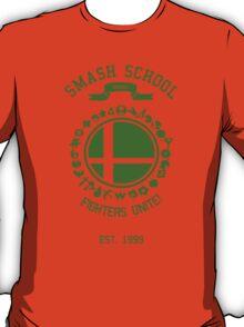 Smash School United (Green) T-Shirt