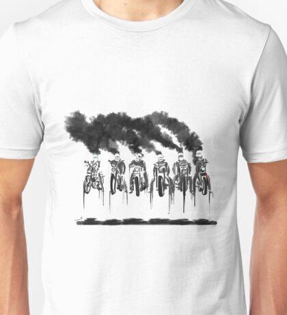 Smokin Motorcycles Unisex T-Shirt