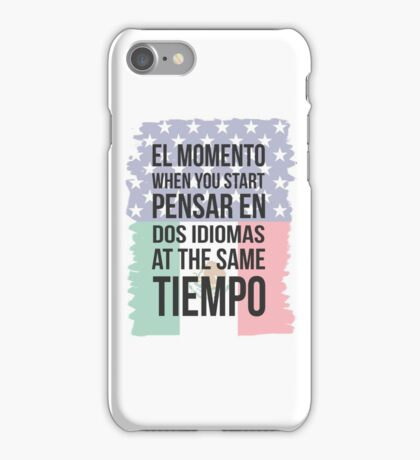 El Momento (Yankee Version) iPhone Case/Skin