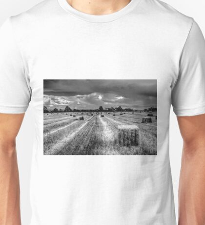The Late Summer Farm England Unisex T-Shirt