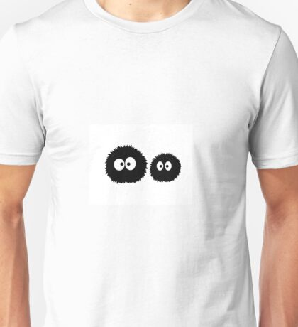 Soot Sprites - Studio Ghibli Unisex T-Shirt