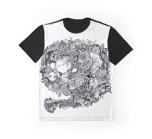 Swim Mangatangle  Graphic T-Shirt
