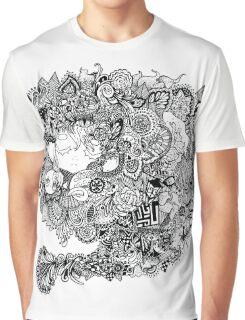 Swim Mangatangle  Graphic T-Shirt