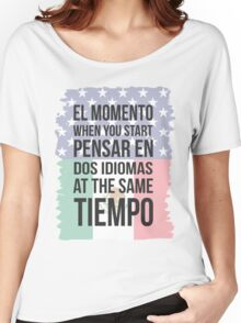 El Momento (Yankee Version) Women's Relaxed Fit T-Shirt