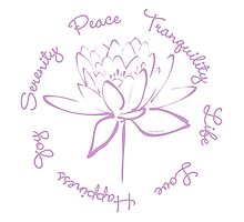 Serenity Tranquility Lotus (Lavender) by Makanahele