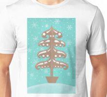 Christmas tree on craft Unisex T-Shirt