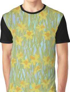 Darling Daffodils Graphic T-Shirt