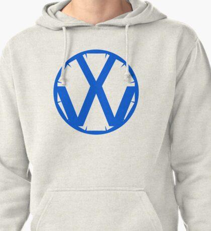 VW Symbol - Meteorsandstars edition (Blue) Pullover Hoodie