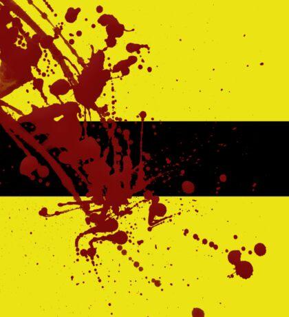 Kill Bill - Tarantino  Sticker