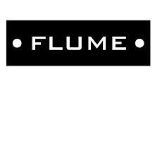 Flume logo - font 2 by luigi2be