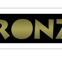 Bronze Season 1-3 Sticker