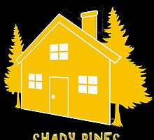 Shady Pines by AllMadDesigns