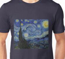 The Starry Night Unisex T-Shirt