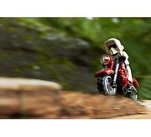 Speeder Bike Photographic Print