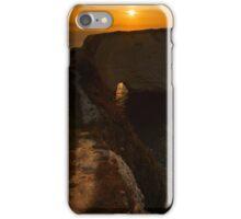 Sunrise at Old Harry Rocks iPhone Case/Skin