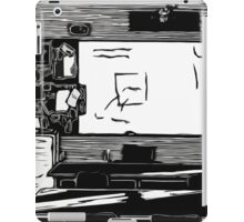Class Print iPad Case/Skin