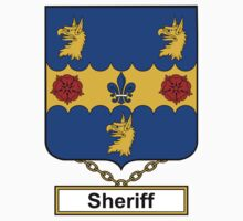 Sheriff Coat of Arms (English) by coatsofarms