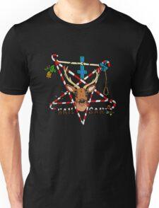 Hail Santa (clear background) Unisex T-Shirt