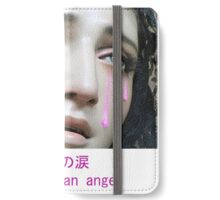 Angel Tears iPhone Wallet/Case/Skin