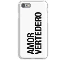 Amor vertedero iPhone Case/Skin